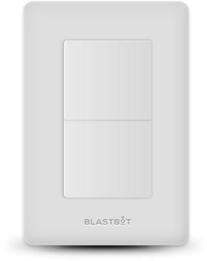 smart switch 2 botones casa inteligente