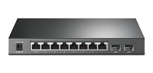 smart switch 8 puertos tp link jetstream sg2210p poe cuotas