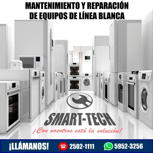 smart-tech / servicio profesional en línea blanca