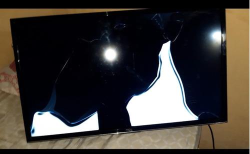 smart tv 32 com defeito