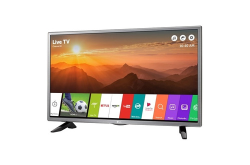 smart tv 32'' hd lg 32lj600b netflix 2042