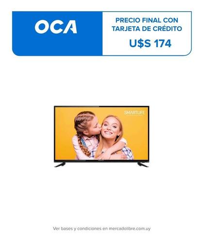 smart tv 32  hd smartlife android sint digital + soporte
