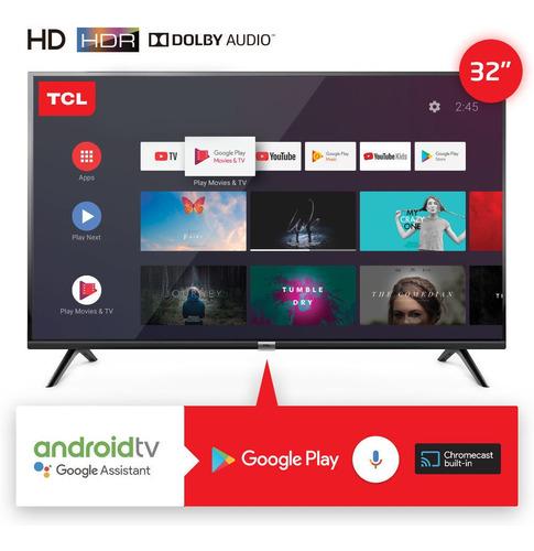 smart tv 32 hd tcl l32s6500