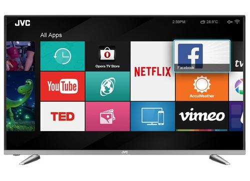 smart tv 32 jvc lt32da770 hd wifi netflix