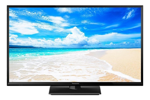 smart tv 32  led panasonic, preta, hd  wi-fi, usb