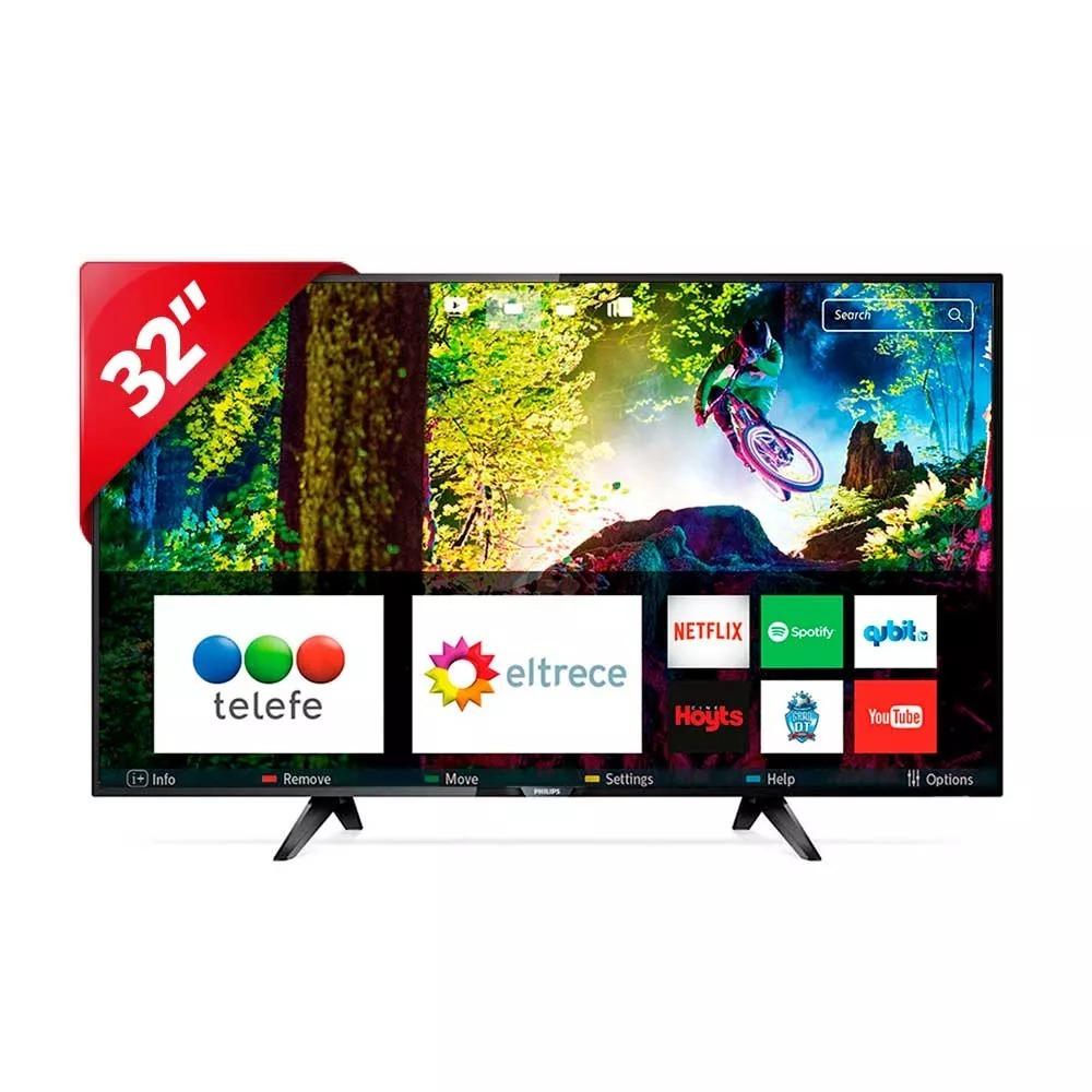 e7b8998aa Smart Tv 32 Philips Led 3hdmi 2usb + Suporte P Tv Promoção - R  1.299