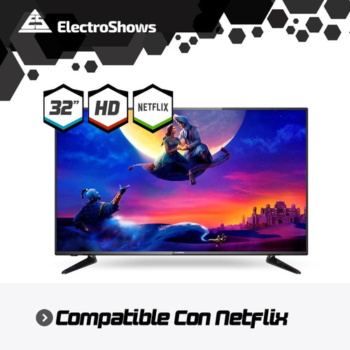 smart tv 32 pulgadas led 32 android netflix youtube ahora 18
