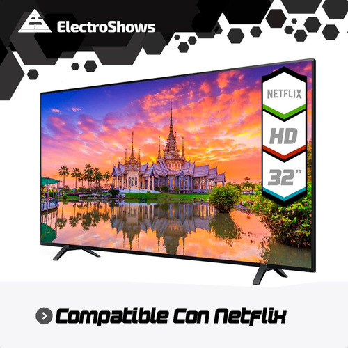 smart tv 32 pulgadas led 32 netflix youtube hd new 2019