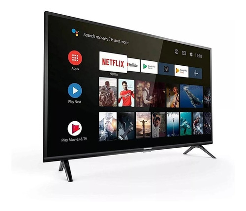 smart tv 32  tcl l32s6500 android tv
