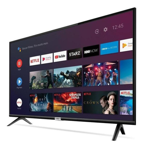 smart tv 32  tcl led hd 32s6500 android 2 hdmi 1 usb