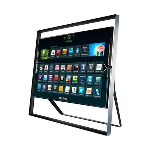 smart tv 3d 85 pol led 4k samsung s9 s9agxzd com wi-fi
