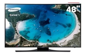 Smart Tv 3d Led Curved 48 Full Hd Samsung Un48h6800 (peça)