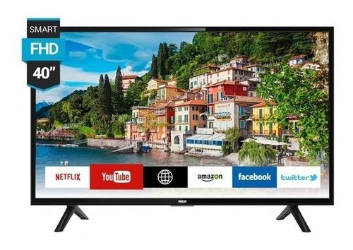 smart tv 40 rca xc40sm led full hd