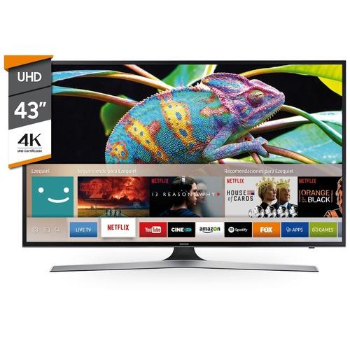 smart tv 43 4k samsung uhd netflix youtube 43mu6100 envios