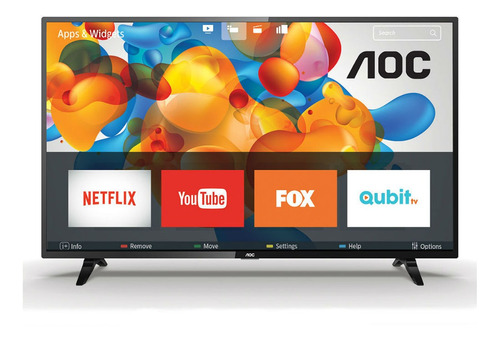 smart tv 43  full hd aoc 43s5295/77