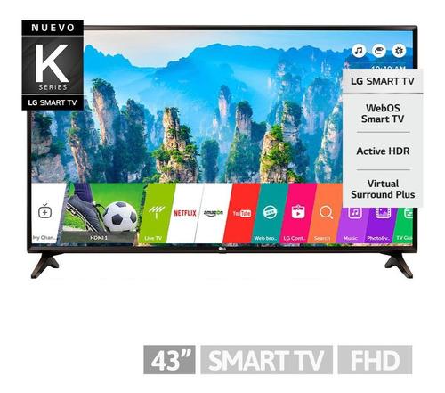smart tv 43 lg 43lk5700 fhd smart web os