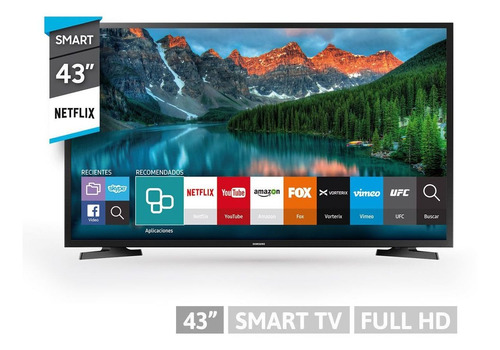 smart tv 43 samsung 43j5290 fhd