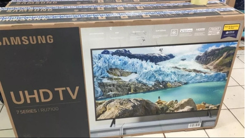 smart tv 43 samsung bluetooth uhd 4k 2019 sellados ru7100