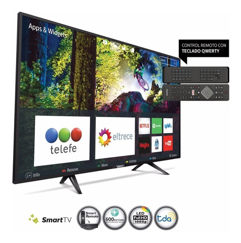 smart tv 49 philips led 49pfg5102 full hd wifi hdm