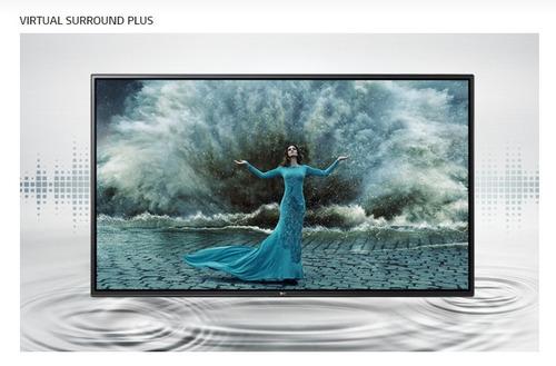 smart tv 49 pulgadas lg  4k uf640t wifi 2016... weboos 2.0
