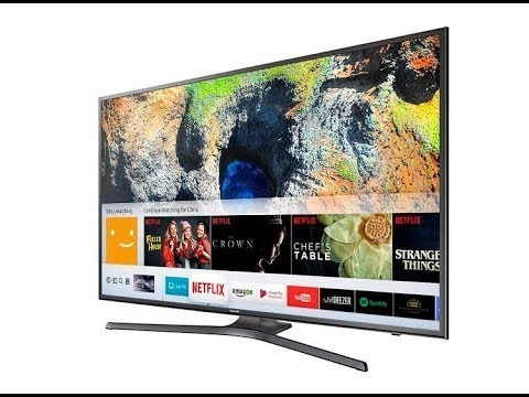 smart tv 49  uhd 4k samsung  mu6103