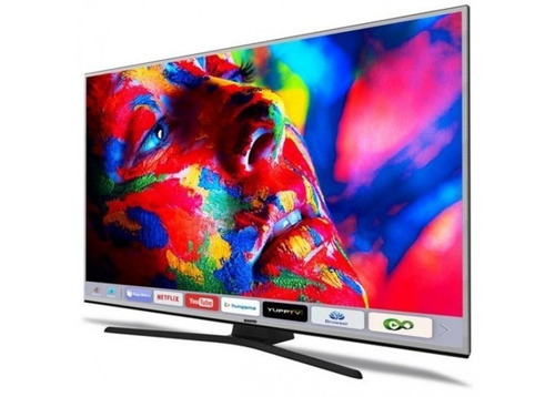 smart tv 4k 49  sanyo