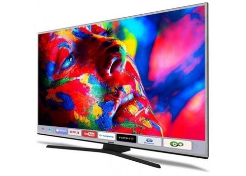 smart tv 4k 49 ultra hd sanyo lce49su8350 wifi hdmi usb