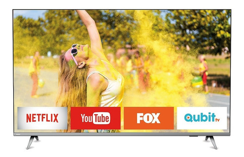 smart tv 4k 50 pulgadas philips 50pud6654/77 wifi uhd hdr10+