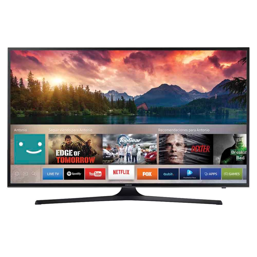 810ad756d smart tv 4k 50 samsung un50ku6000. Cargando zoom.