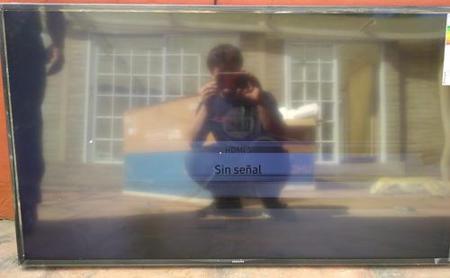 smart tv 4k 50 samsung un50mu6100 funcionando display roto