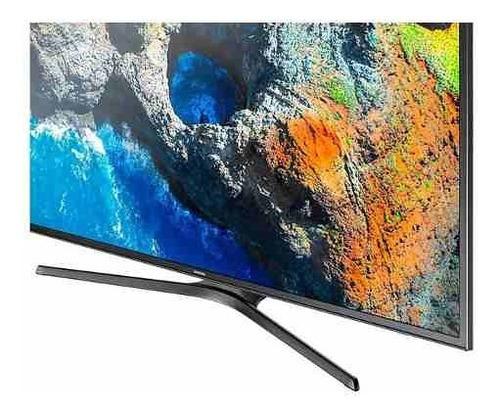 smart tv 4k 50 samsung un50mu6100 uhd tda netflix usb cuotas