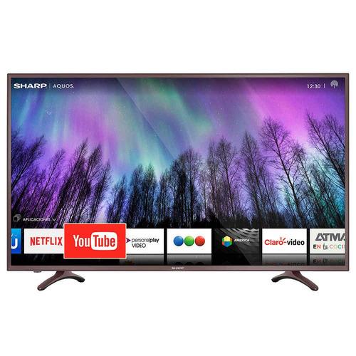 smart tv 4k 50  sharp sh5020kuhdx
