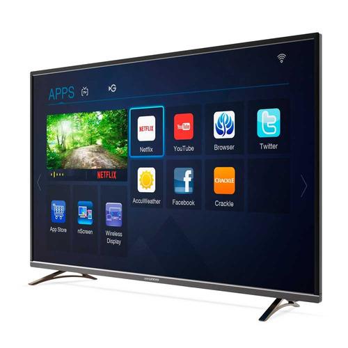 smart tv 4k 55  hyundai hyled-55uhd2