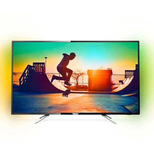 smart tv 4k 55  philips pug6212/77