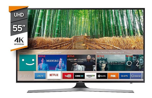 smart tv 4k 55 samsung ultra hd mu6100