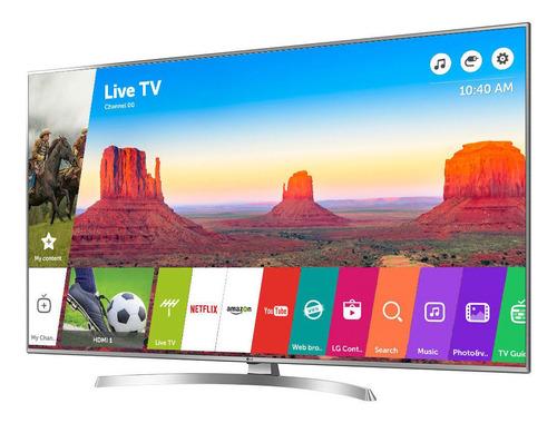 smart tv 4k 65  lg 65uk6550psb