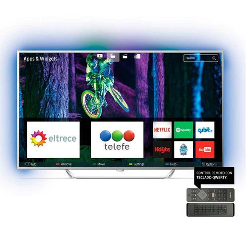 smart tv 4k 65  philips pug6412-77