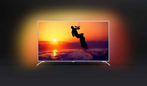 smart tv 4k 75 philips con ambilight 75pug8502/77 netflix