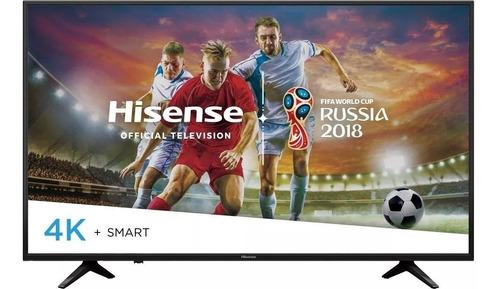 smart tv 4k hisense 50r7e uhd 50 pulg.1 año garantia factura