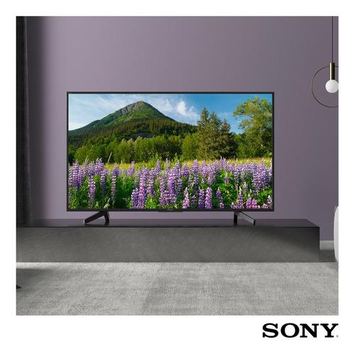 smart tv 4k led 55' uhd sony youtube netflix x-reality pro