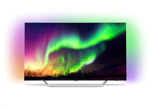 smart tv 4k philips oled hdr ambilight 55oled873/77 android