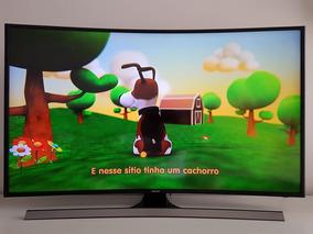 Smart Tv 4k Samsung 48 , Tela Curva