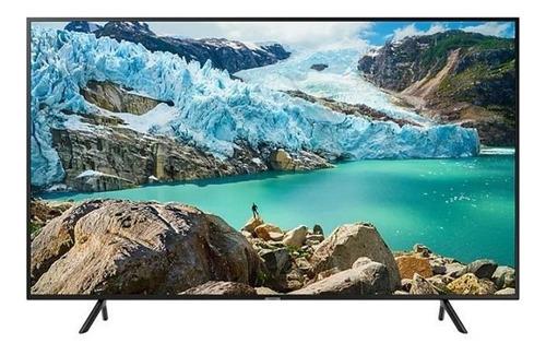 smart tv 4k samsung 55 ru7100, uhd, 3 hdmi, 2 usb, wi-fi