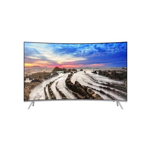 smart tv 4k tela curva 55 pol led uhd samsung mu7500gxzd