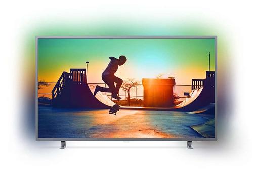 smart tv 4k uhd 55 philips ambilight 55pug6703/77 netflix