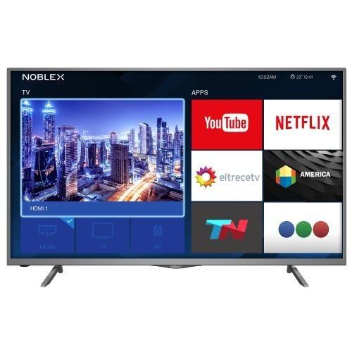 smart tv 50 led 4k noblex ea50x6500 netflix full hd