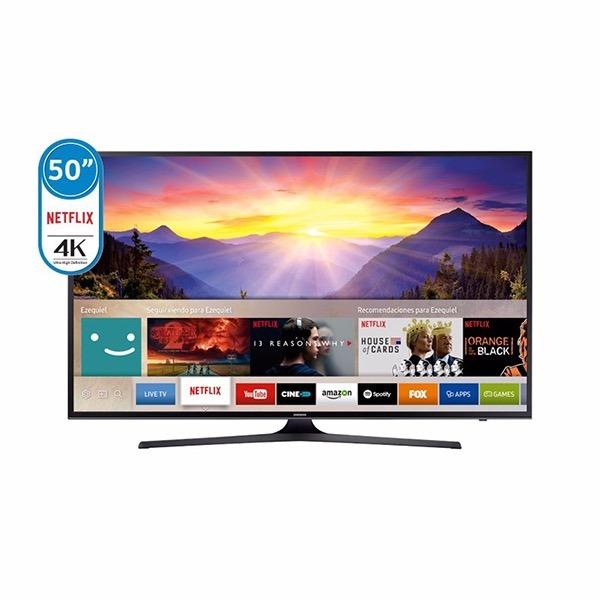 22be7729e Smart Tv 50 Led Samsung Mu6100 4k Uhd Hdr Pro Serie 6 Hdmi ...
