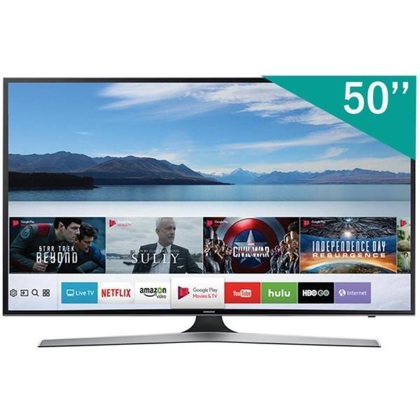 e21f148de Smart Tv 50 Led Samsung Mu6100 Serie 6 Hdmi Usb 4k -   21.948