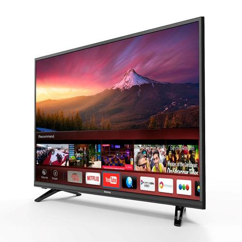 smart tv 50 pulgadas sanyo full hd lce50sf8100