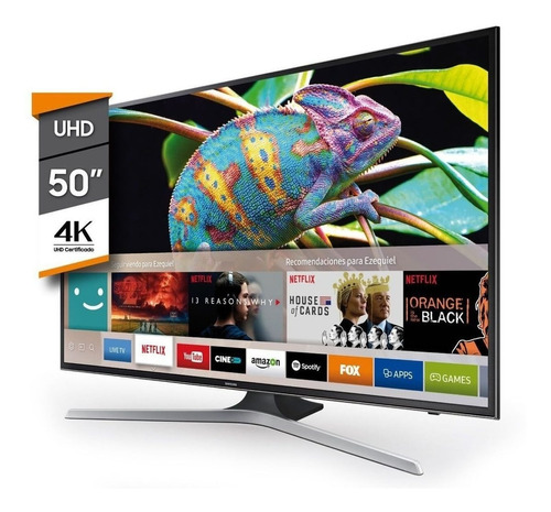smart tv 50 samsung 50mu6100 uhd 4k